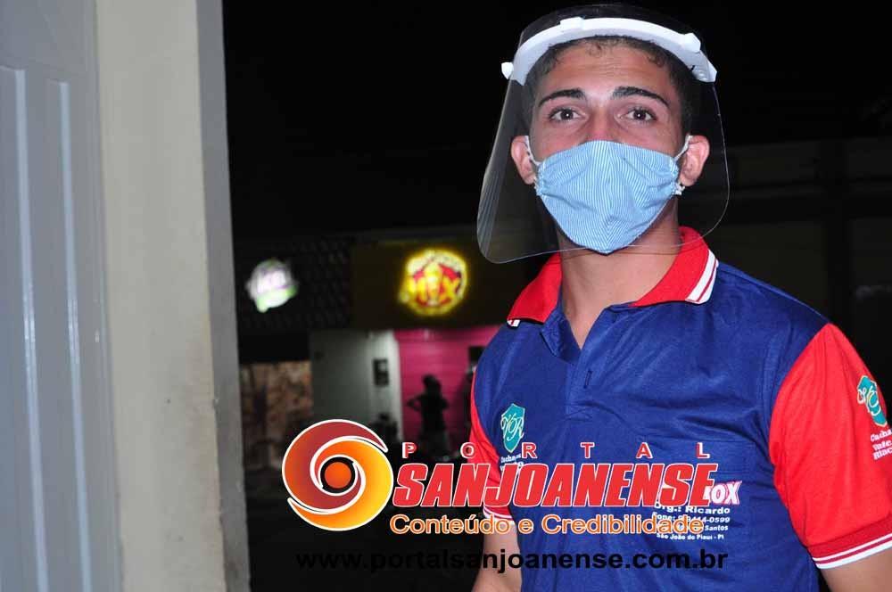 Bares, restaurantes e outros estabelecimentos retomaram suas atividades em São João do Piauí