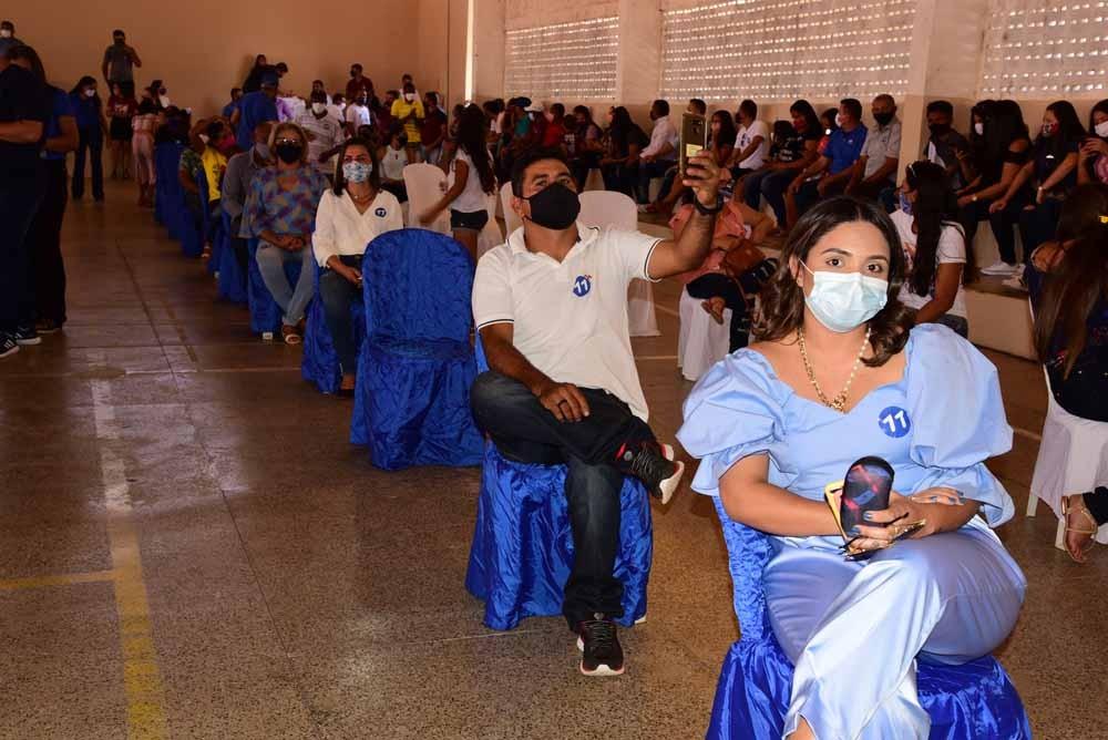 Em convenção do Progressista em Campo Alegre do Fidalgo, definem Jean Carlos para disputar as Eleições 2020