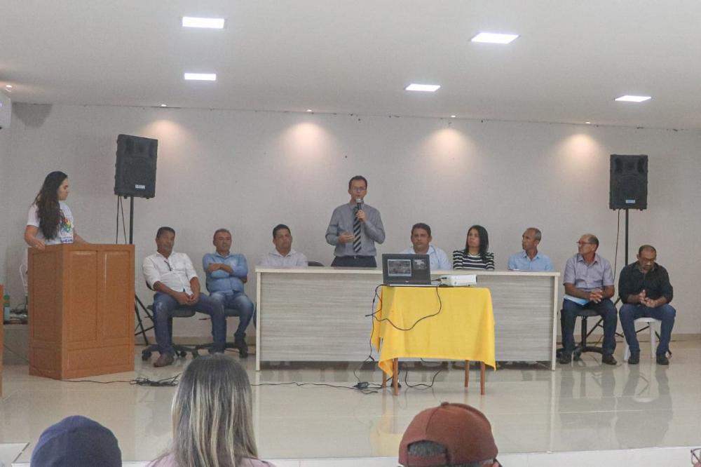 MPPI participa de audiência sobre Plano de Gerenciamento de Resíduos Sólidos em João Costa