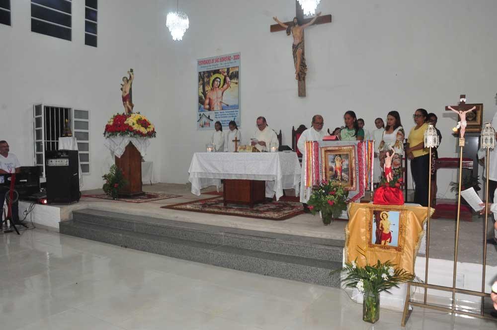 Em São João do Piauí já iniciaram os festejos de São Sebastião