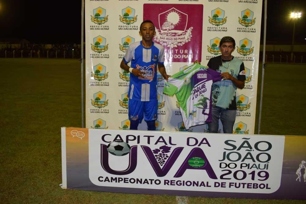 Capitão Gervásio Oliveira se classifica para a semifinal do Regional em São João do Piauí