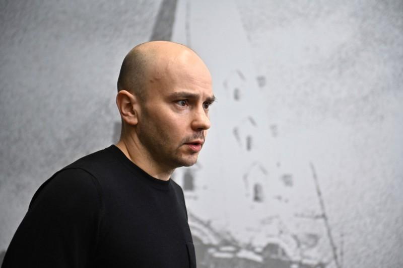 Opositor russo Andrei Pivovarov foi retirado de avião e preso - (Foto: Kommersant Photo/Alexander Miridonov via REUTERS - 13.3.2021)