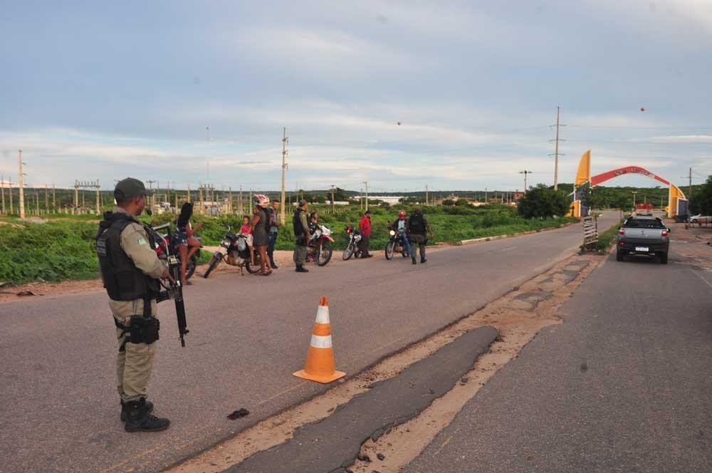 A Operação Carnaval Seguro continua nas ruas de São João do Piauí