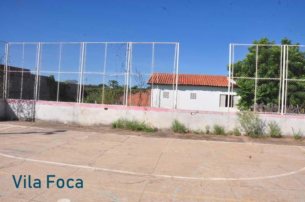 Pontos de esporte estão em situações precárias em São João do Piauí