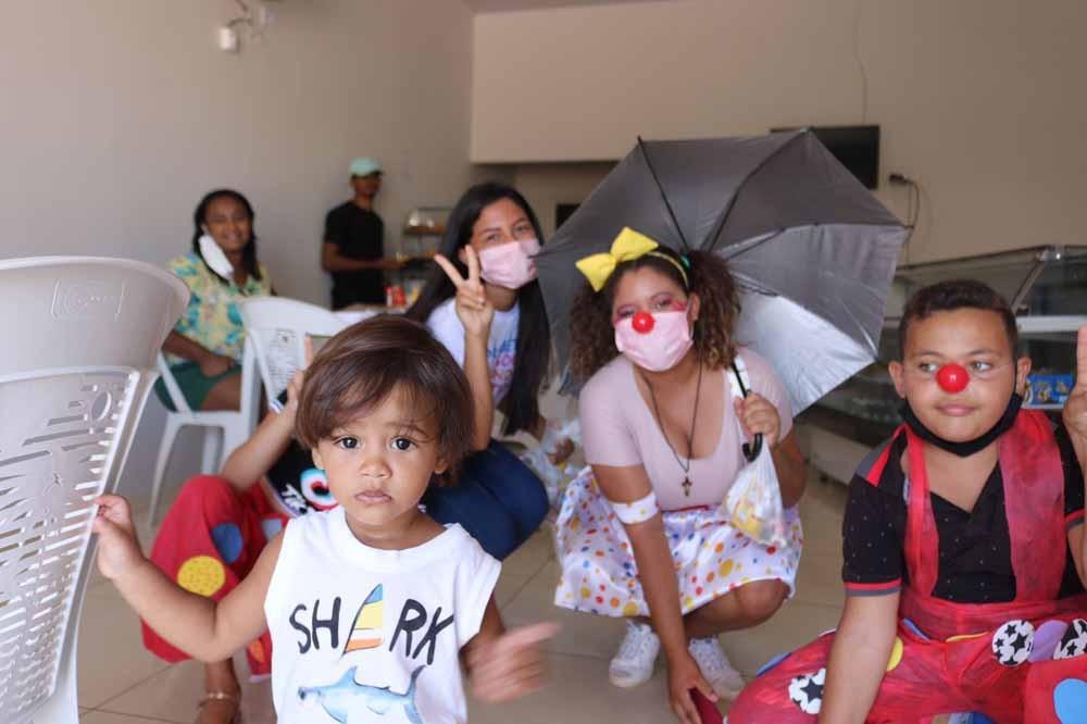 Crianças de São Francisco de Assis do Piauí são beneficiadas com projeto de voluntários