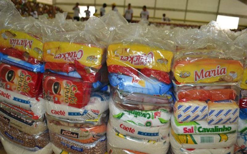 Mais um prefeito no Piauí doa salário para aquisição de cestas básicas