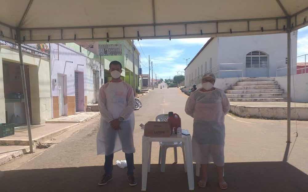 Em Capitão Gervásio Oliveira segue as recomendações do MP nos espaços próximos à Casa Lotérica
