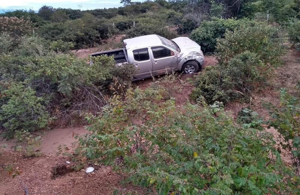 Empresário morre após acidente de carro na BR-20 em São João do Piauí