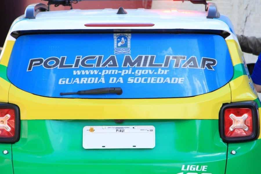 Policiais de São João do Piauí recuperam mercadorias furtadas de supermercado