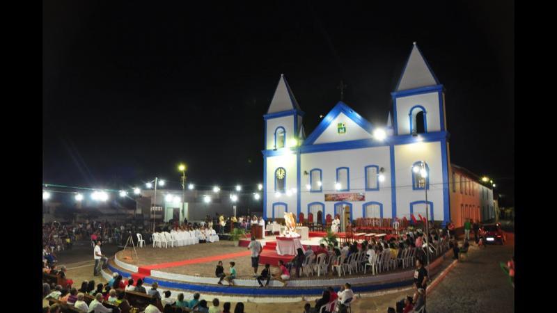 Mensagem Festejos de São João Batista em São João do Piauí com muitas fotos